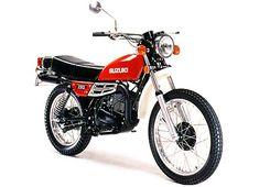 Suzuki 185 my first & only new bike in 1979
