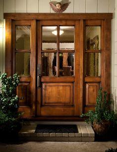 Front Doors!