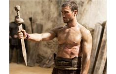 Andy Whitfield died @ age 39. He died of non-Hodgkin lymphoma.