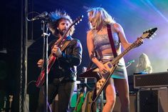Grace Potter - Dallas Southside Ballroom ,,,,photo by Brent Baxter Photography ... All Rights Reserved