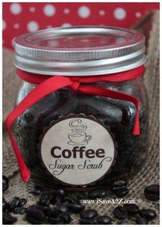 Homemade Coffee Sugar Scrub Recipe