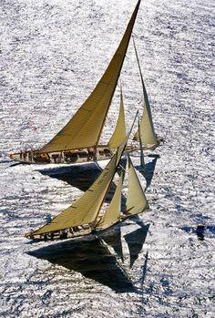 Sailing...