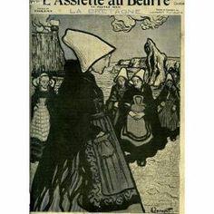 L'assiette Au Beurre N°131, La Bretagne.