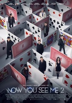 Now You See Me 2 - Vue