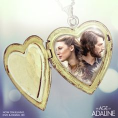 Love is what makes the ride worthwhile. Experience #Adaline's century long journey today, now available on Blu-ray, DVD & Digital HD!