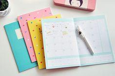 Cute Korean Stationery- Sweet Sunday