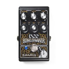 Grit your teeth and hold on!The new DOD Boneshaker is a straight-pipe, hard-tail run down a dirty...
