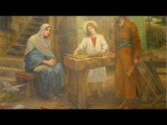Hymn:Te, Joseph, celebrent/ Gregorian Chant Feasts of St. Joseph