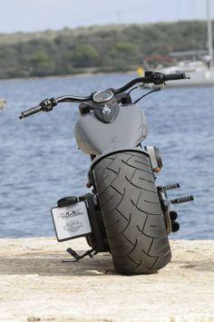 "Racing Cafè: Harley ""Ex Cross Bones"" by Rick's Motorcycles"