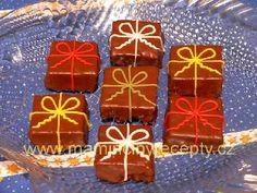 Čokoládové dárečky