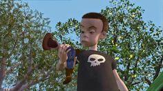 Year of the Villain: Sid Phillips from Toy Story #disneyvillain