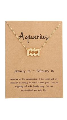 Have you seen these stunning Zodiac Necklaces? They make the perfect gift for someone you know, no matter the occasion. Each one has the symbol of your zodiac and comes with a card that tells you more about what that means for your personality! Zodiac Signs Horoscope, Zodiac Star Signs, Zodiac Art, Zodiac Sign Facts, Zodiac Quotes, Astrology Zodiac, Zodiac Signs Symbols, Whats My Zodiac Sign, Zodiac Signs Meaning