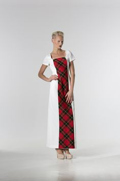 The @ annejohn Tartan Panel Dress http://spencerclothing.com