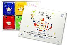 English Tea Shop Organic Luxury Gift Tray Bags *** ** AMAZON BEST BUY **