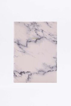 Pink Marble Notebook