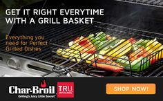 Celebrate Memorial Day Off at Char-Broil Grill Basket, Memorial Day, Grilling, Bbq, How To Get, Dishes, Barbecue, Barbacoa, Plate