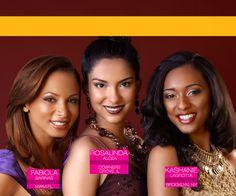 IMAN COSMETICS - Latina model search - beautiful Afrolatina models!