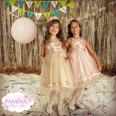 Doğum günü kızları dans etmeyi sever...   Birthday girls love dance...   www.pamnakids.com   #dance #birthday #girl #fashionkids #party #happy