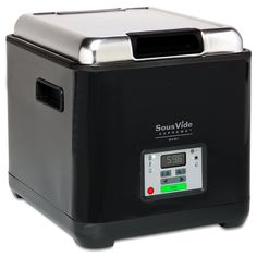 Sous Vide Supreme Demi Water Oven, Black, SVD-00101 *** Read more at the image link. (This is an affiliate link) #HomeDecorInspiration