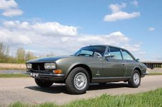 Peugeot 504 2.0 TI Coupe automaat 1980