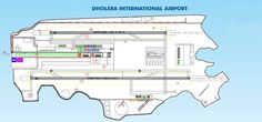 The proposed Dholera International Airport project would serve the logistic requirement of upcoming Dholera SIR besides handling the spillover traffic from existing Ahmedabad Airport in future:http://www.smart-homes.in/