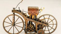 A dzisiaj tak dla odmiany pierwszy motocykl na świecie ;-)  A do samochodów #alternator lub #rozrusznik możesz zamówić na: ☎ 792 205 305 ➤ allegro@polstarter.pl ➤ http://bit.ly/polstarter