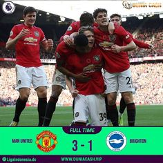 Hasil Pertandingan Manchester United VS Brighton 10 November 2019 November 2019, Man United, Manchester United, Brighton, The Unit, Baseball Cards, Sports, Hs Sports, Excercise