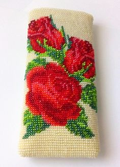 VK is the largest European social network with more than 100 million active users. Beaded Boxes, Beaded Purses, Beaded Embroidery, Hand Embroidery, Beaded Banners, Bead Crochet Patterns, Cross Stitch Rose, Brick Stitch, Crafts