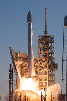 SpaceX conducted its sixth launch of the year Monday, with a Falcon 9 rocket deploying the Inmarsat-5 F4 communications satellite. Liftoff, from the Kennedy Space Center, was on schedule at the opening of a 51-minute launch window at 19:20 local time (23:20 UTC). The booster – as planned – did not return for a landing due to the performance requirements of the heavy satellite.