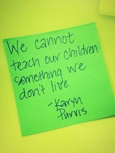 - Karyn Purvis An incredible lady with such insightful views on children from hard places