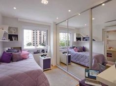 8 Teen Bedroom Theme Ideas That's So Great! Girl Bedroom Designs, Girls Bedroom, Bedroom Decor, Bedrooms, Bedroom Themes, Cool Rooms, Small Rooms, Small Spaces, Dream Rooms