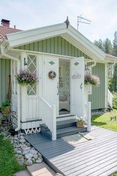 Älvsbytalo - Koti täynnä elämää. Suvetar (4h+k+s,101,5 m²).