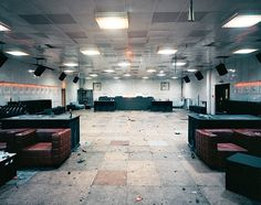 Berlin Clubs in the morning - after partying.