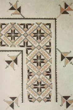 Técnica espanhola:  bordado segoviano - O Blog da DMC