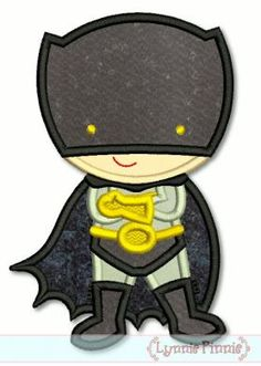 Embroidery Designs - Superhero 2 - Caped Boy Applique 4x4 5x7 6x10 SVG - Welcome to Lynnie Pinnie.com! Instant download and free applique machine embroidery designs in PES, HUS, JEF, DST, EXP, VIP, XXX AND ART formats.