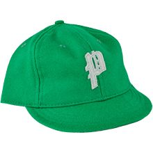 Pittsburgh Rebels 1913 Ballcap -- How many green caps do you own? Why not a 1913 Federal League cap? Fitted Baseball Caps, Fitted Caps, Baseball Hats, Sports Uniforms, Sports Teams, Football Jerseys, Pittsburgh, Sport Outfits, Rebel