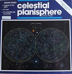 Celestial Planisphere; 1000 pc Glow In the Dark Jigsaw Puzzle Great American Puzzle Factory http://www.amazon.com/dp/B001255MDC/ref=cm_sw_r_pi_dp_e2vmwb1Z8S7DD