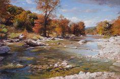 Artist: James Robinson - Title: Autumn's Tribute