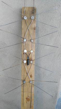 antena casera, antena casera para ver canales HD Diy Tv Antenna, Antenna Gain, Ham Radio Antenna, Wifi Antenna, Electronics Mini Projects, Electronics Gadgets, Radios, Wifi Extender, Ideas