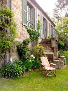 1000 images about jardins secrets de l 39 orne on pinterest - Maison de campagne perche ...