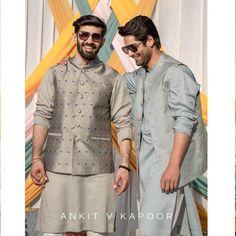 Groom Wear, Groom Outfit, Nehru Jackets, Groom Looks, Men's Fashion Brands, Indian Groom, Bespoke Tailoring, Wedding Looks, Dream Wedding Dresses