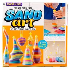 Made by Me Create Your Own Sand Art Kit Made By Me $13.56 https://www.amazon.com/dp/B004K9S3K6/ref=cm_sw_r_pi_dp_x_y98gyb07ZQT55