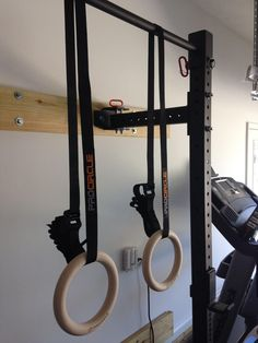 PROCIRCLE Wood Gymnastic Crossfit Olympic Gym Rings