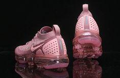 61e988e56e New Arrivel Nike Air VaporMax Flyknit 2. 0 W Sakura Pink 942843 500 Womens  Running Shoes Girls Summer Trainers 942843-500