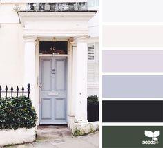 { a door hues } image via: @wanderforawhile