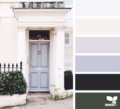 { a door hues } image via: @wanderforawhile