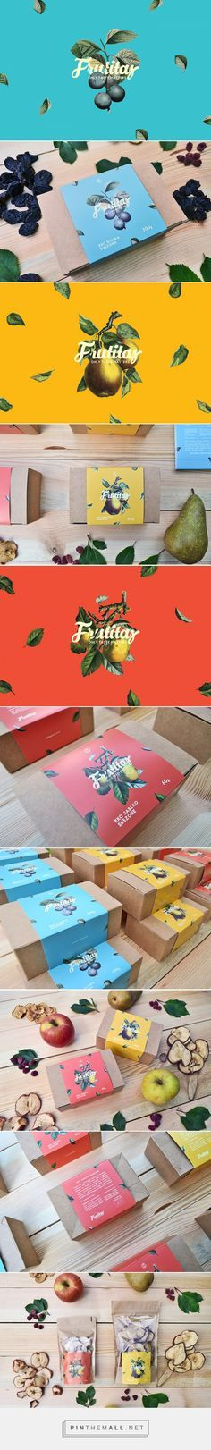 FRUTITAS processed fruit by PARIS+HENDZEL STUDIO.