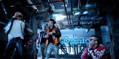 BigBang - Fantastic Baby (gif set)