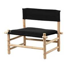IKEA - JASSA, Easy chair, Handmade by skilled craftspeople, which makes every product unique.Treated with clear varnish which gives natural colour variations and allows the furniture to age beautifully over time.Furniture made of natural fibre is lightweight, yet sturdy and durable.