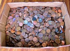 Penny Drive Find a penny pick it up, all year long you'll save enough!  Host a penny drive throughout the year using large water cooler ...